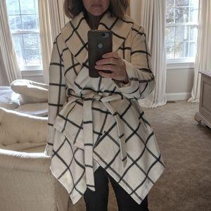 Chicwish Prairie Rabato Coat size L